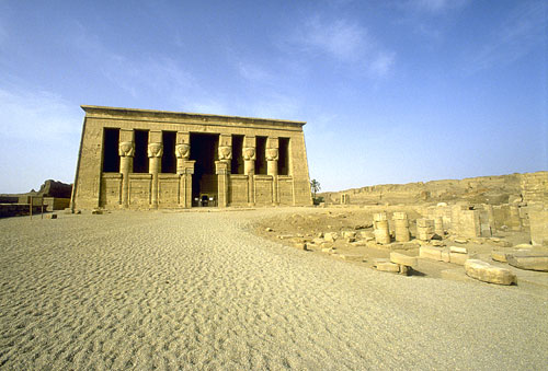 Temple of the Goddess Hathor