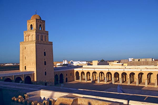 Sidi Oqba, the Great Mosque of Kairouan,Tunisia