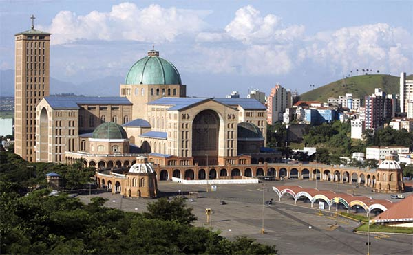 National Sanctuary Of Our Lady Of Aparecida: Sacred Sites Of Brazil
