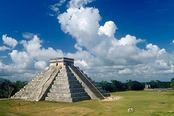 Temple of Kukulkan, Chichen Itza