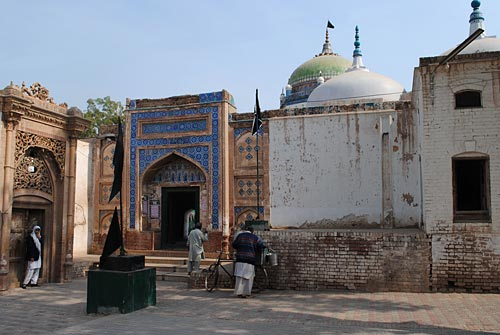 Mausoleum of Shah Shams Tabriz, Multan