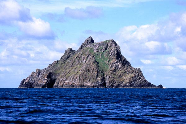 Island of Skellig Michael