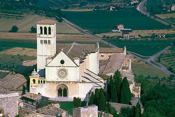 Cathedral of St. Francis of Assisi, Italy