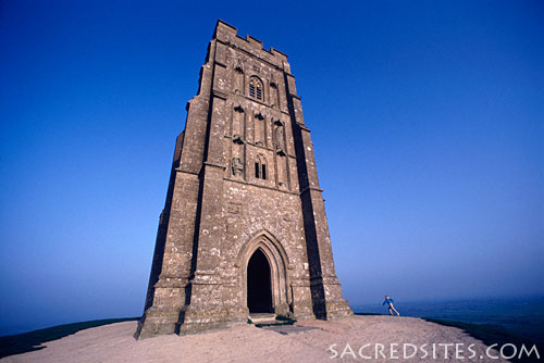 St. Michael's Tower, Glastonbury Tor, England
