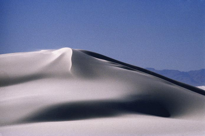 Dune View, White Sands, New Mexico, USA