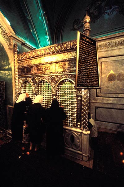 Shrine of Zecharia, The Great Mosque, Damascus