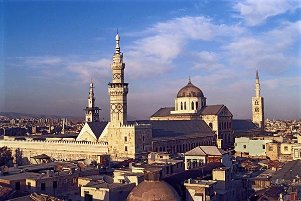 The Great Mosque, Damascus