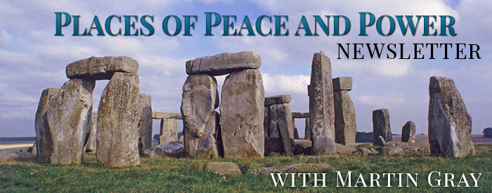 Places of Peace and Power with Martin Gray