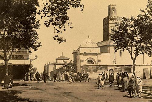 двоюродная мечеть-Тлемсен-алжир