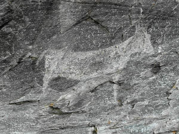 Цодило холмы наскальные рисунки