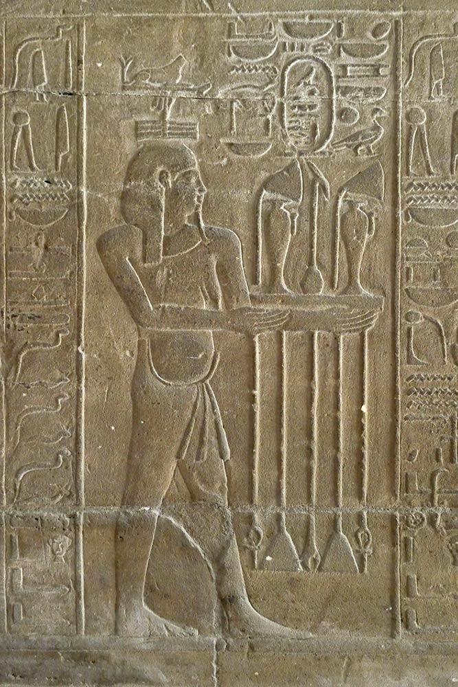 Tempio di Luxor, Luxor