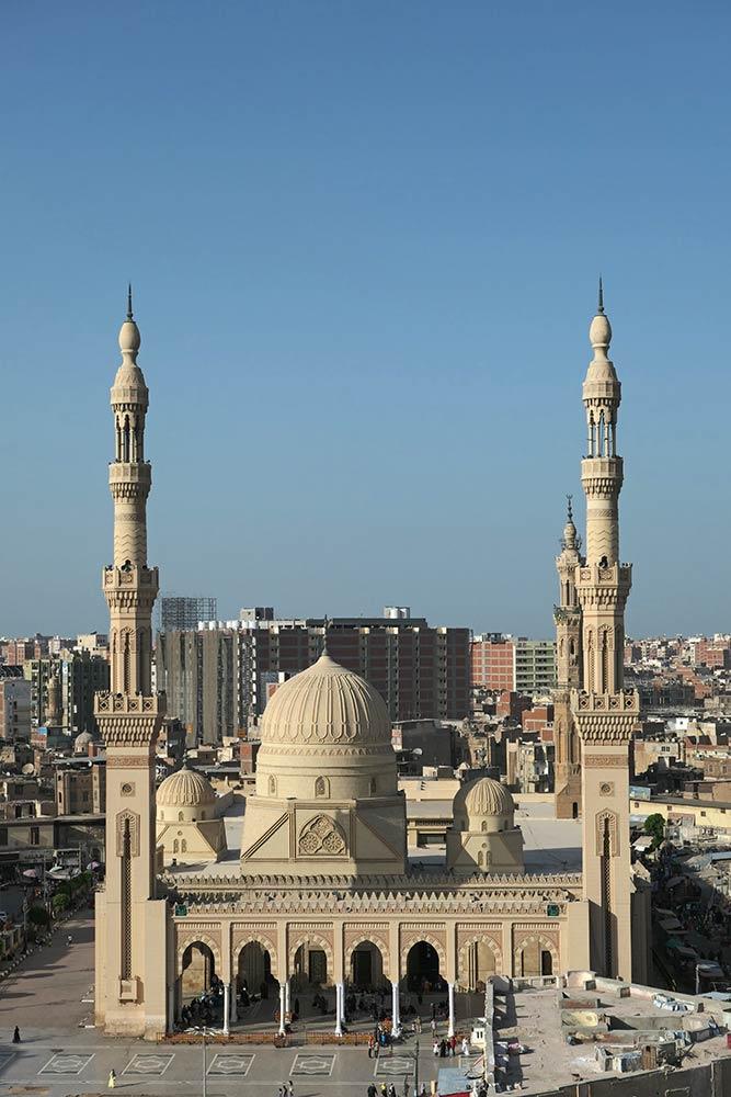 Maqam Sidi Ahmed Al-Badawy, Tanta