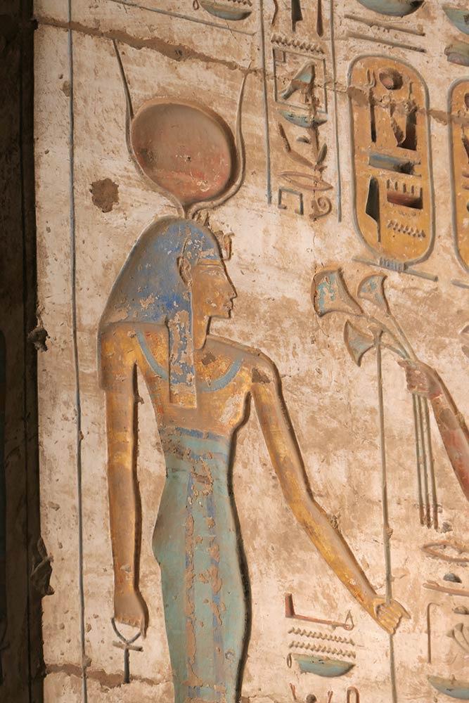 Medinet Habu, Luxor