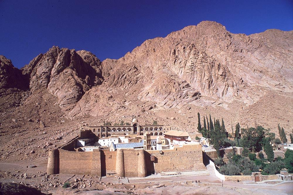 Monastero di Santa Caterina, Monte. Sinai