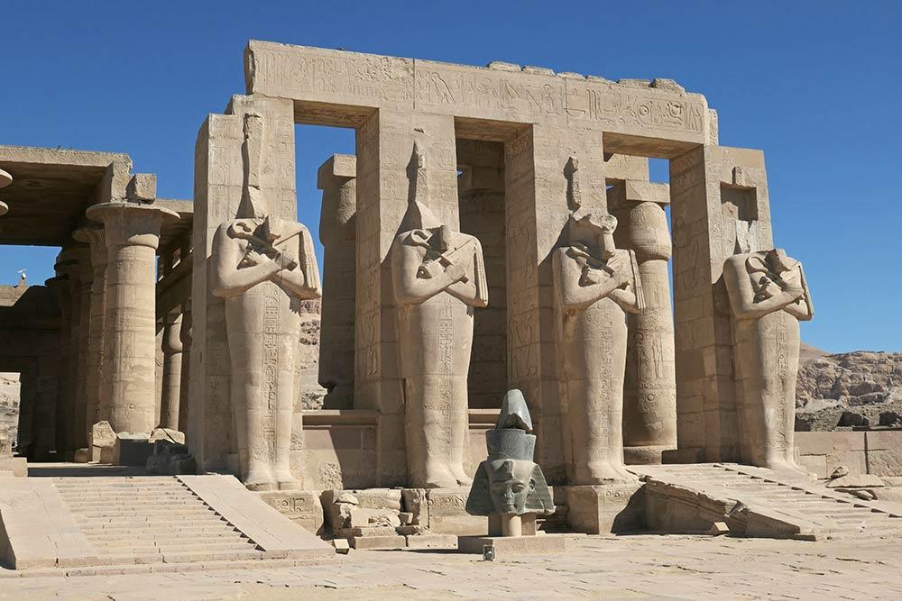 Ramesseum, Louxor