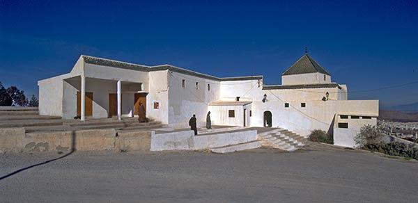 Zawiya von Sidi Ali Bousseerrghine, Sefrou