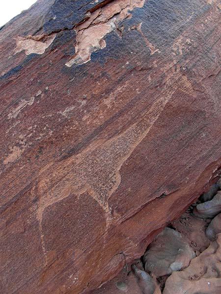 Gravures rupestres de Twyfelfontein