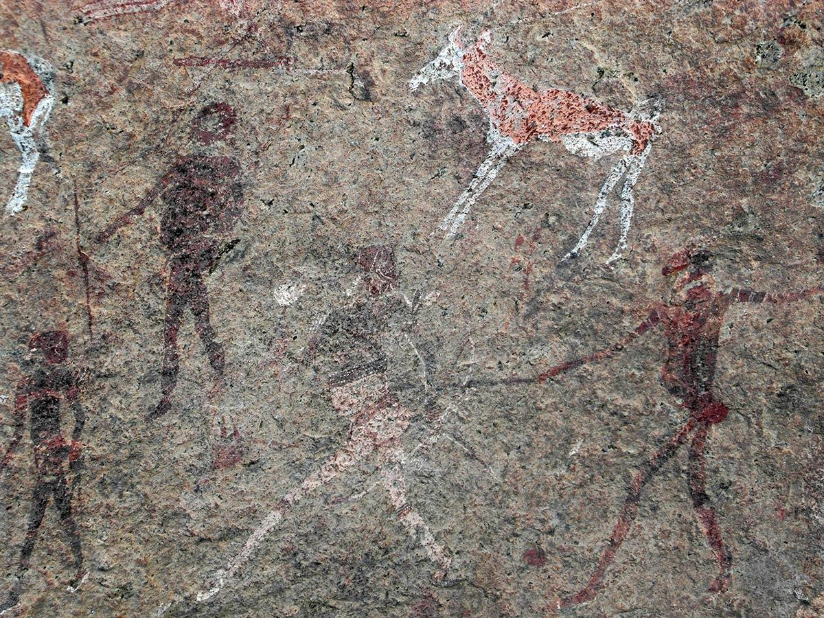 Rock Art Cave Painting