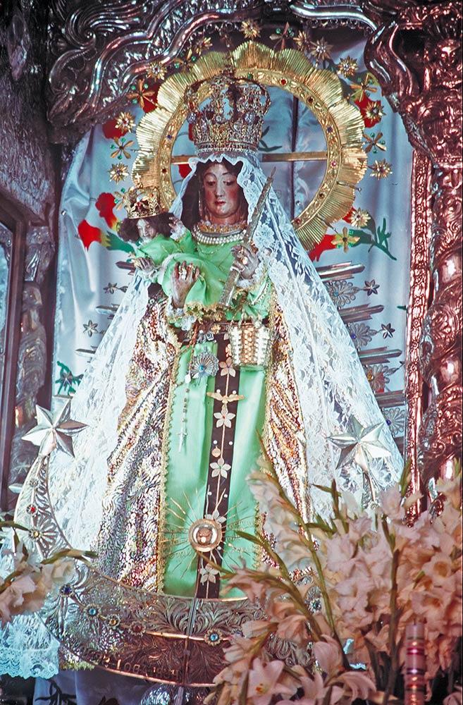 Virgen de la Candalaria, Copacabana