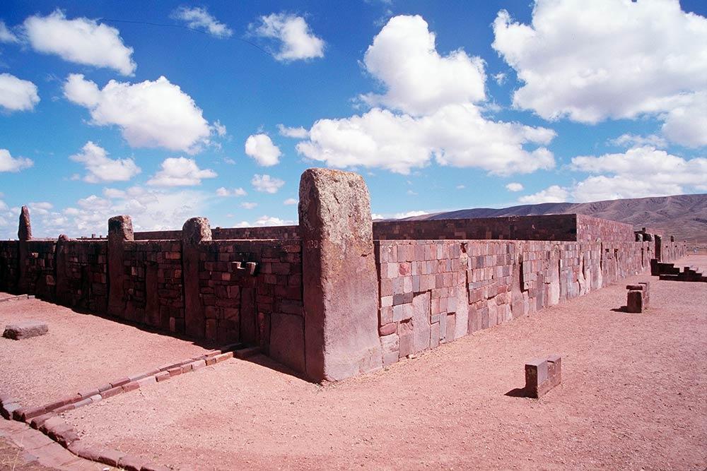Kalasasaya Tempel, Tiahuanaco