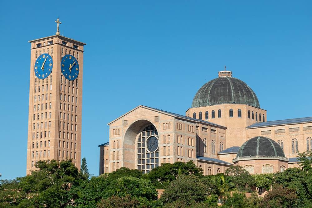 Basilika des Nationalheiligtums Unserer Lieben Frau von Aparecida, Aparecida