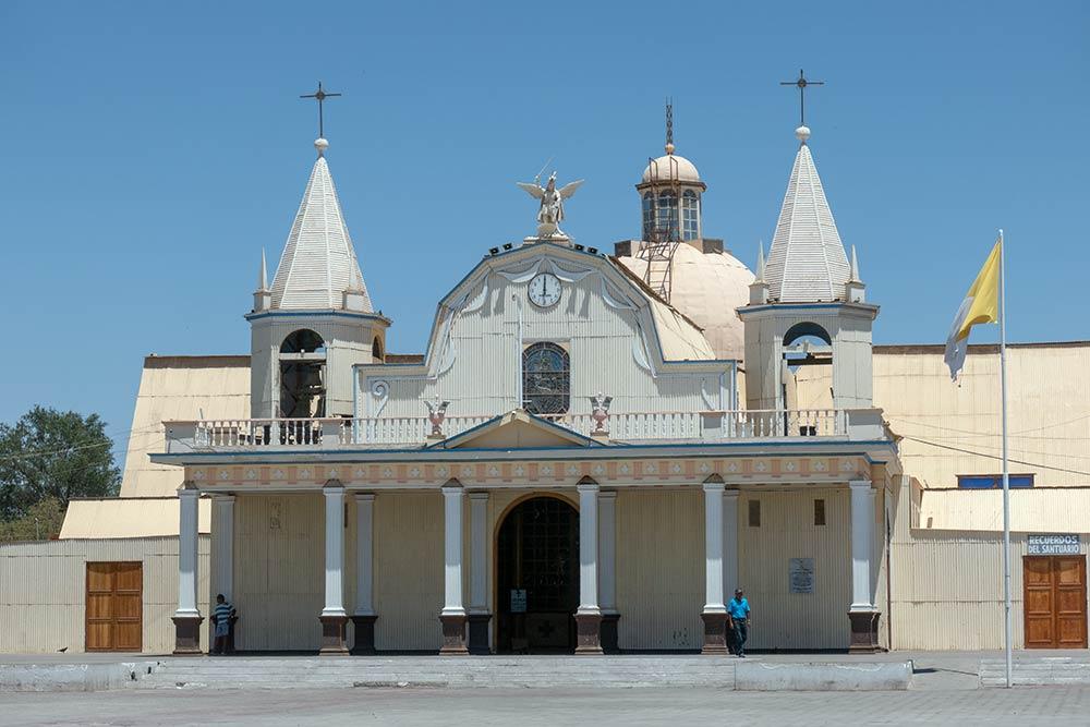 Catedral La Tirana