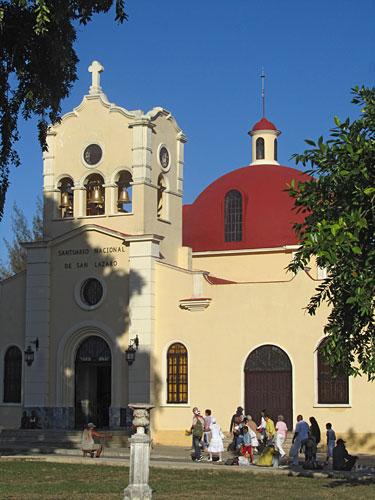 San-Lazaro-Kirche