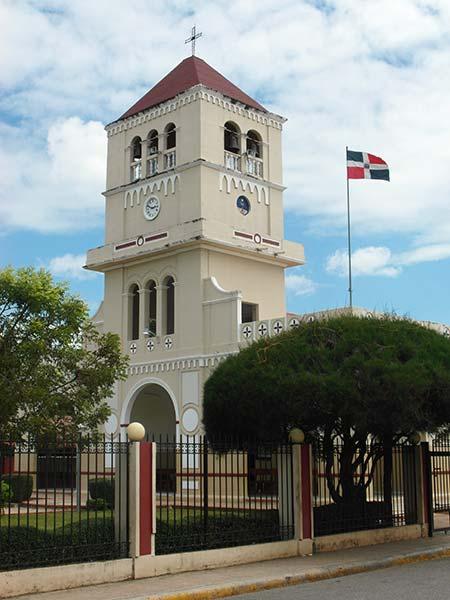 chiesa di bayaguana santo cristo de los milagros