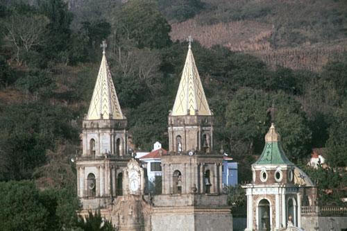 Church Of Talpa De Allende
