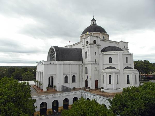 Basilique de Caacupé, Paraguay