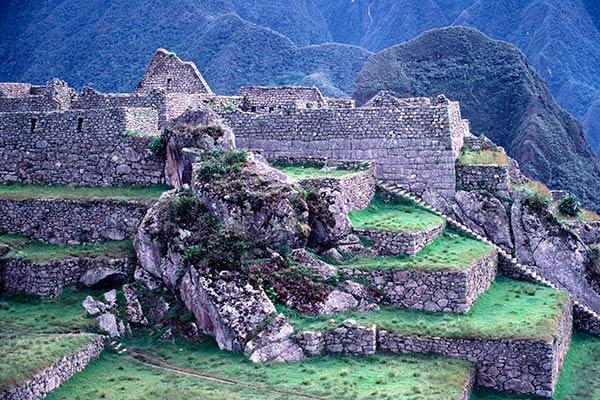 Ruinas de Macchu Picchu