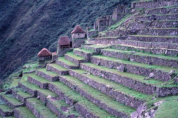 Руины Мачу-Пикчу, Перу