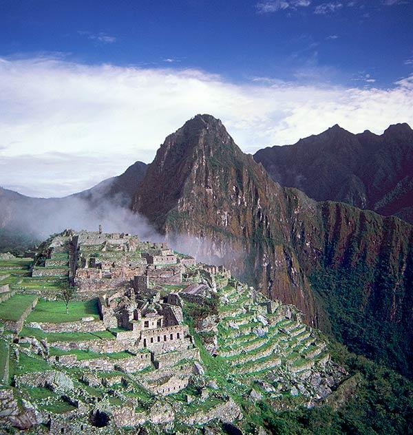 Руины Мачу-Пикчу