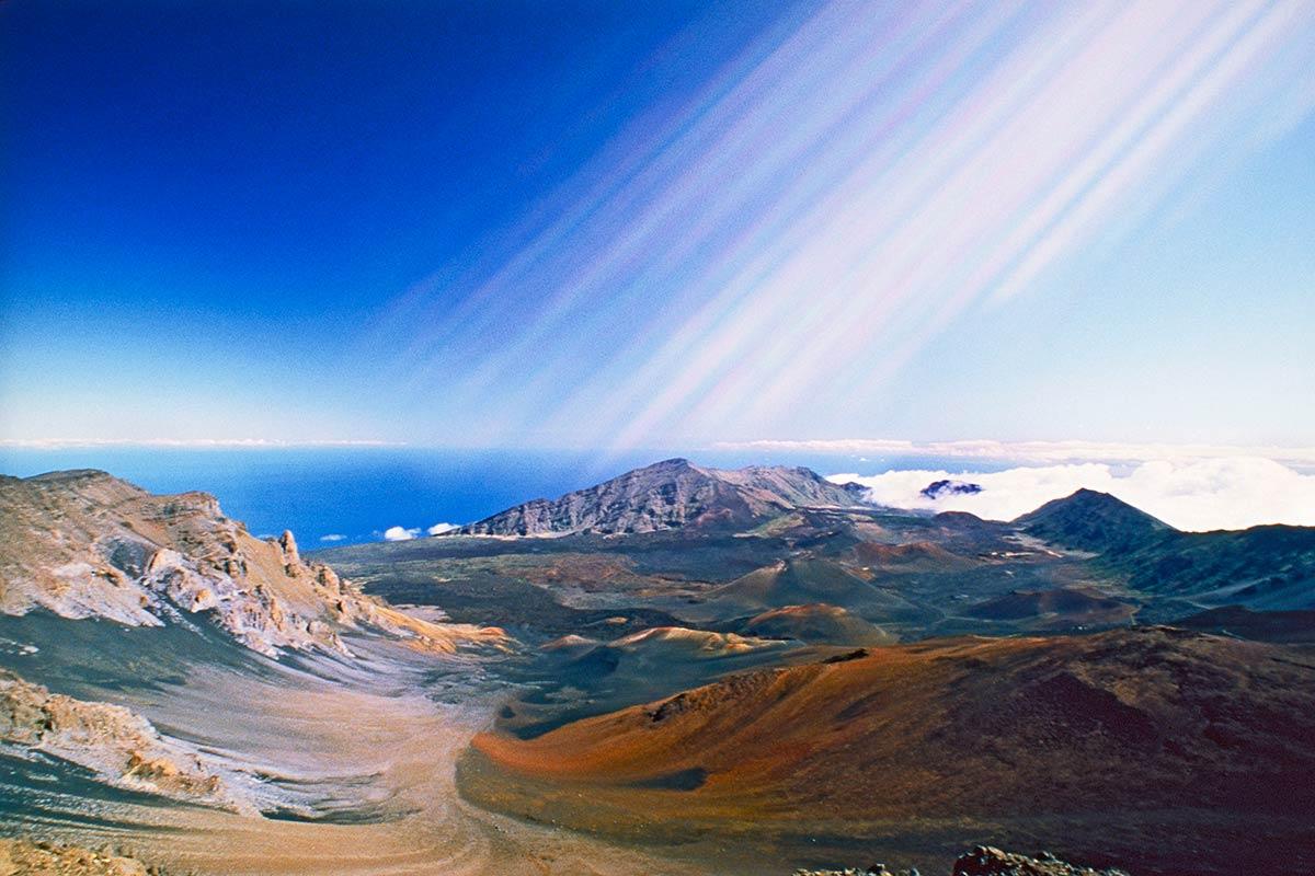Sacred Mountains Of Hawaii
