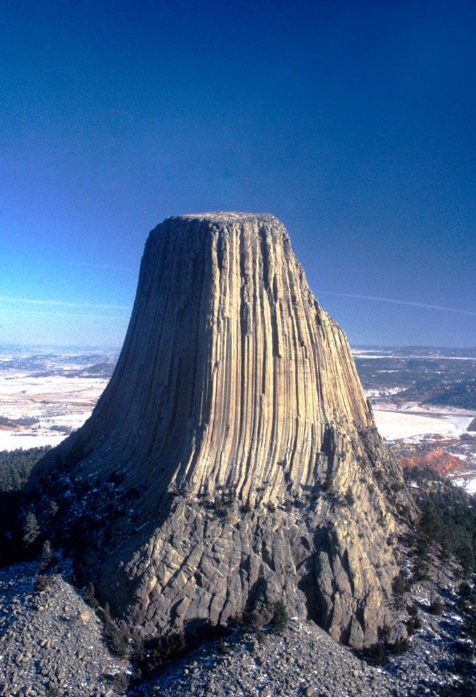Tour du Diable, Wyoming