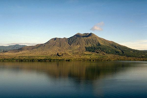 Lago Batur y el Monte Batur, Bali
