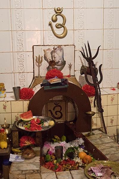 आदिनाथ बाणलिंग शिव तीर्थ, आदिनाथ मंदिर