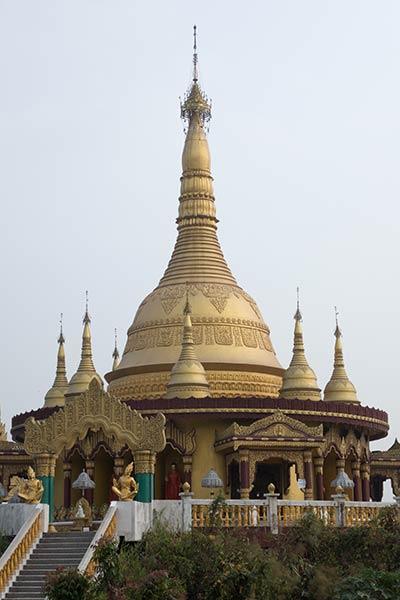 Buddha Dhatu Jadi Temple, Bandarban, Bangladesch