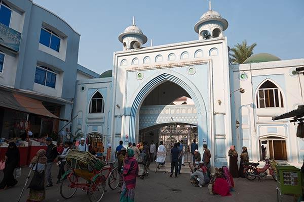 Входные ворота в Хазрат Шах Джалал, Силхет, Бангладеш