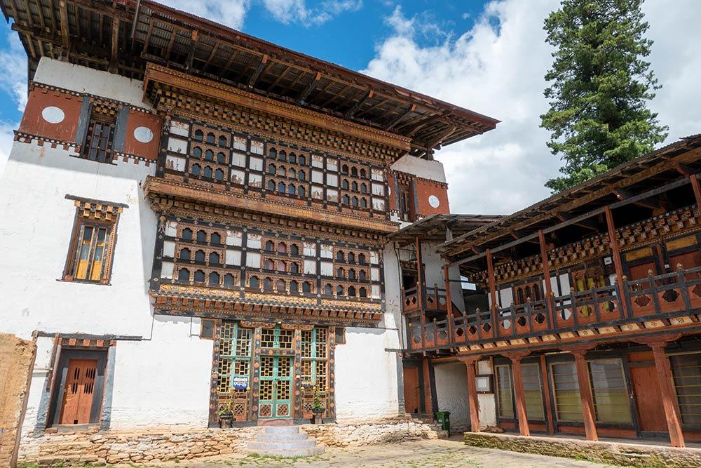 Buli Goempa Kloster