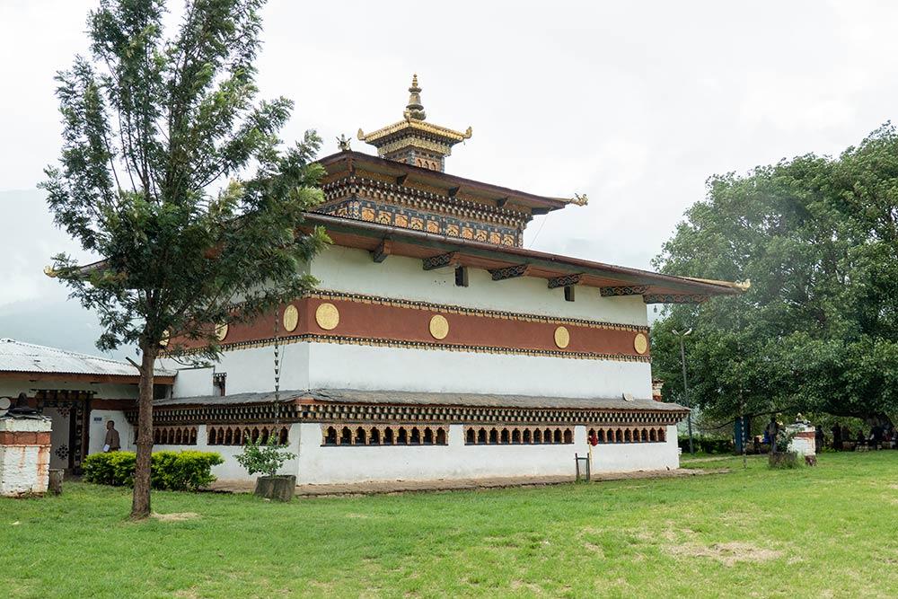 Templo de fertilidad de Chimi Lhakhang