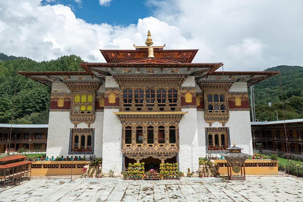 Konchogsum Lhakhang, Bumthang