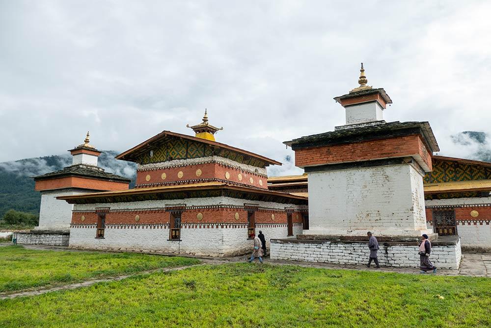 Kurjee Zangdopelri, Bumthang