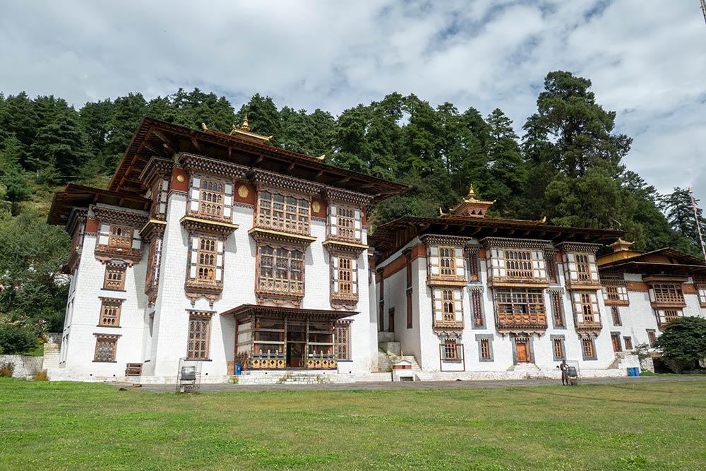 Kurjey Lhakhang, Bumthang