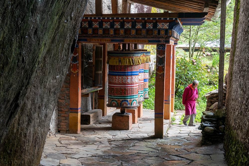 Tang Rimpoché Laha, Bumbthang