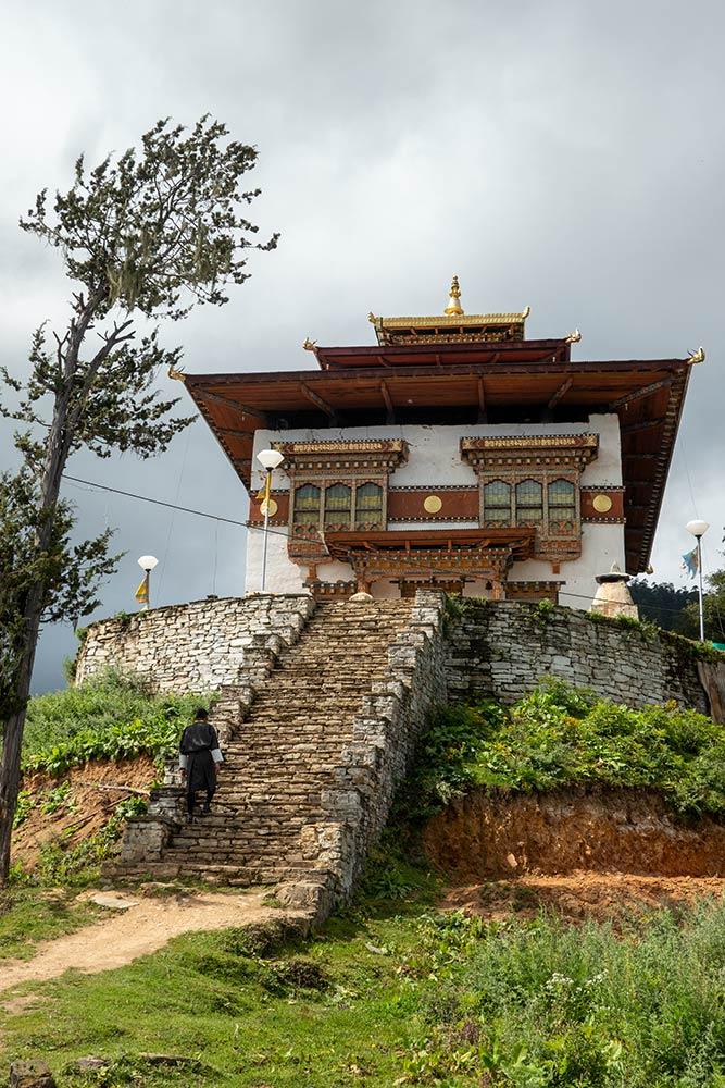 Templo Ugyen Guru, Paro