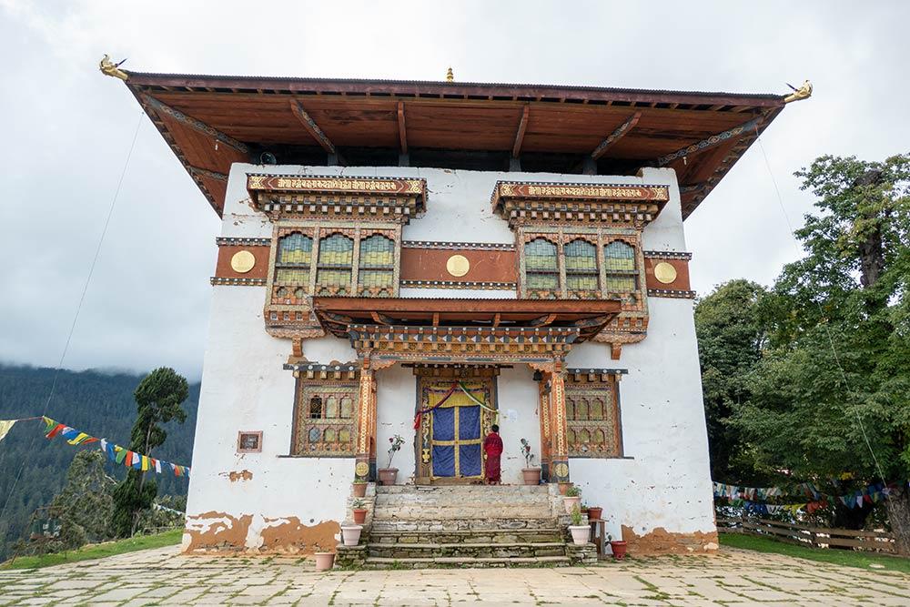 Ugyen Guru Tempel, Paro