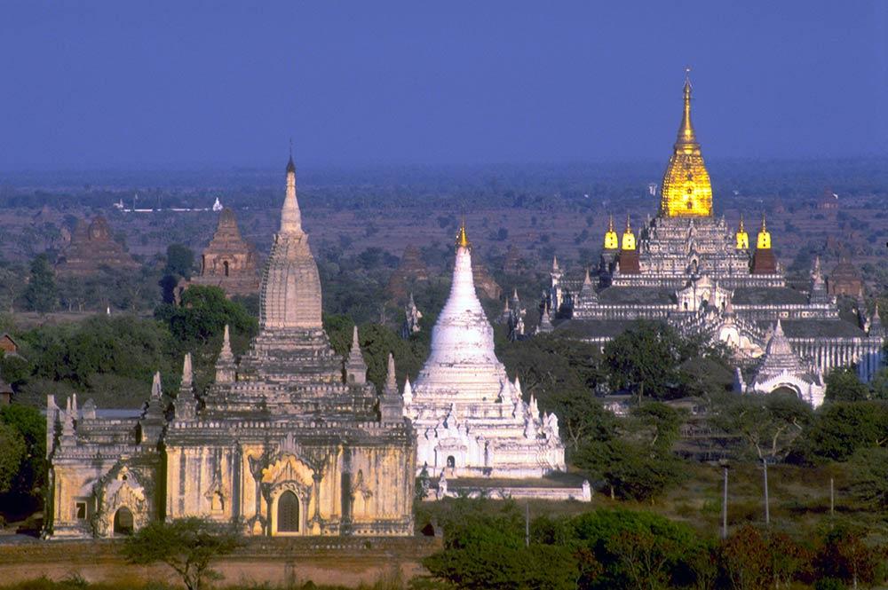 Ananda-Tempel, Bagan