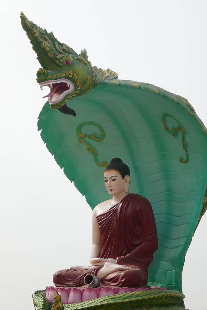 Kyaik Khauk Pagode, Thanlyin