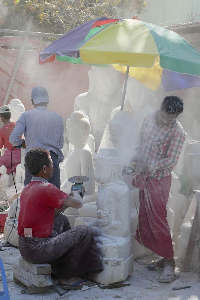 Mahamuni-Pagode, Mandalay